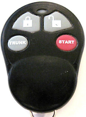 Keyless ELV144 remote entry start starter transmitter wireless phob opener fob