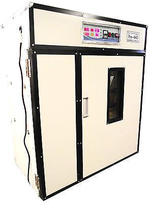 Rite Farm Products Pro-440 Cabinet Incubator Hatcher 440 Chicken Egg Capacity