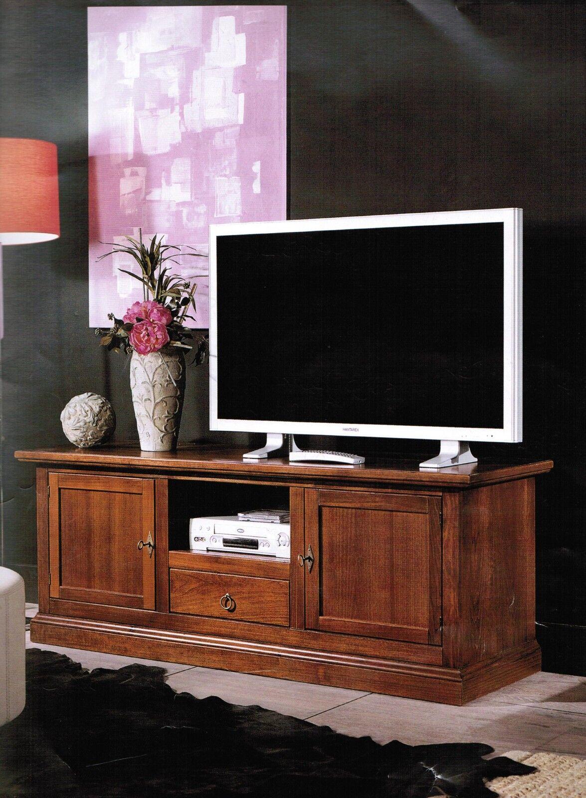 Ikea Scrittoio Con Ribaltina dettagli su mobile porta tv basso arte povera in diversi colori