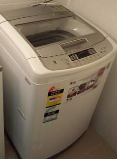 LG Top Loader Washing Machine 7.5 KG (WT-H750) North Sydney North Sydney Area Preview