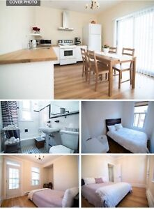 For rent apartment 6 1/2 on the 2nd floor  duplex near Snowdon