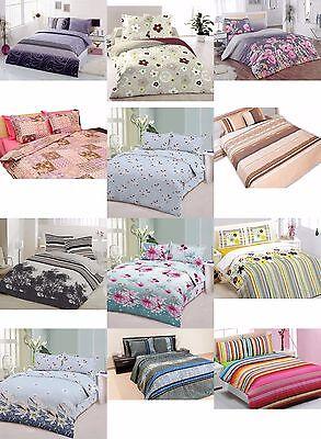 Cotton Duvet Comforter - ThreeL Florals 100% Cotton Duvet Cover Bedding Set NOT Comforter Set