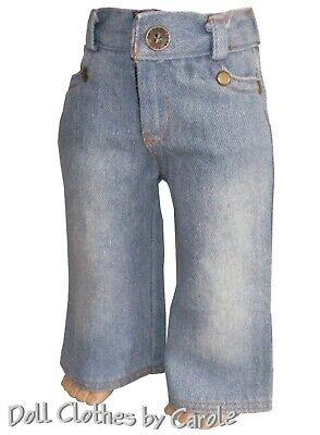 Faded Front Light Denim Jeans - Pants fit 18