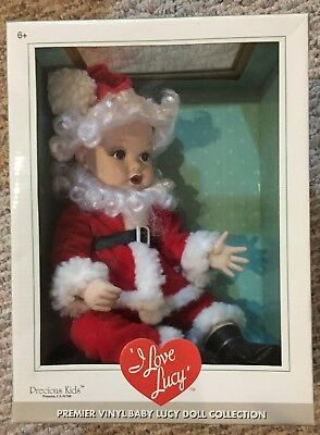 "I Love Lucy Premier Vinyl Baby Lucy Doll Collection ""I Love Lucy Christmas Show"""