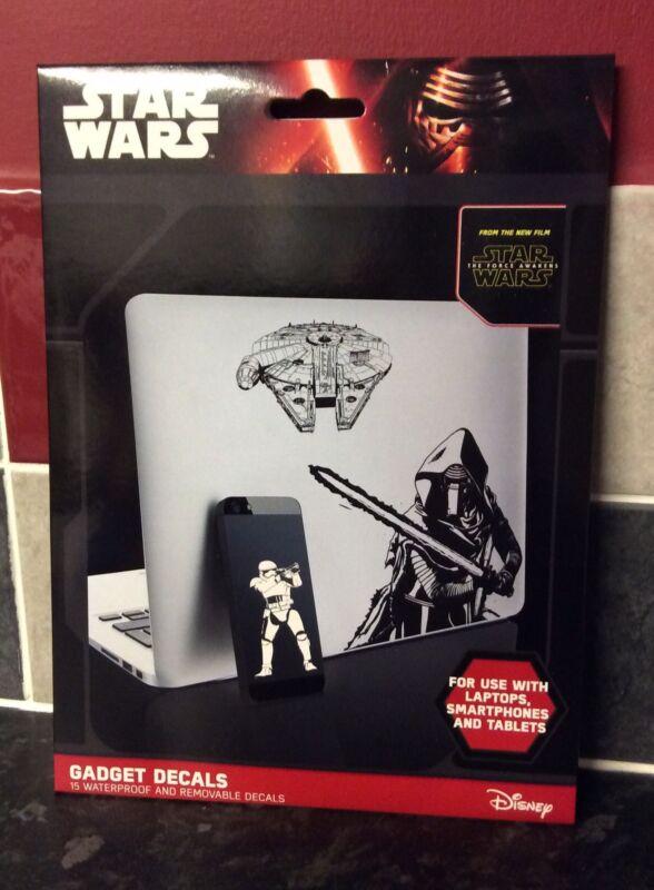 Star+Wars+The+Force+Awakens+Gadget+Decals+iPhone+iPad%2C+Disney%2C+The+Last+Jedi