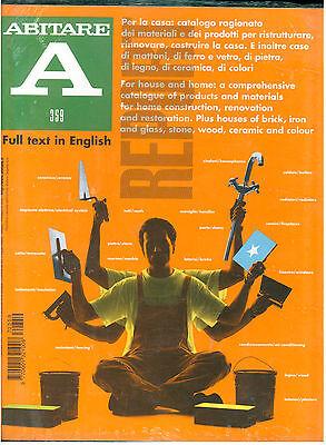 ABITARE N. 359 FEBBRAIO 1997 ARCHITETTURA ARREDAMENTO DESIGN