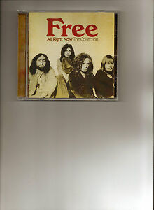 Free - All Right Now (The Collection, 2012) New
