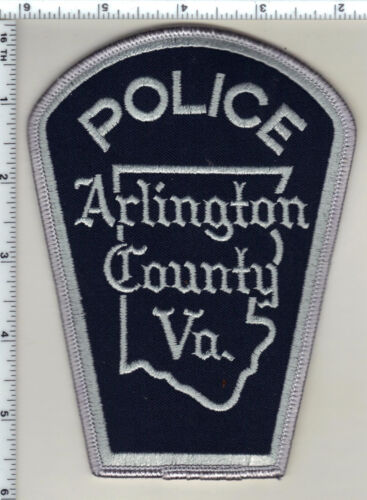 Arlington County Police (Virginia) Subdued Shoulder Patch from 1991