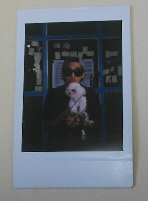 B1A4 MBC Program One Fine Day Event Official Signed Polaroid Photo BARO D
