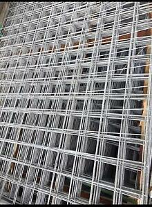 New galvanised mesh sheets. Collingwood Park Ipswich City Preview