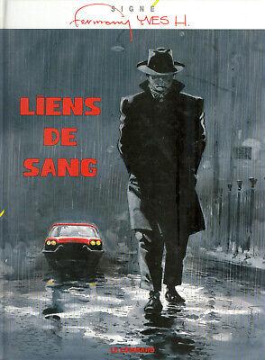 """LIENS DE SANG""   SPLENDIDE Album d'HERMANN  en EO"