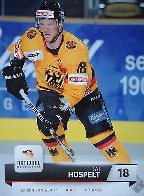 262 Kai Hospelt DEB Deutschland DEL 2011-12