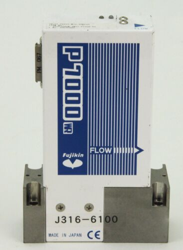 6100 FUJIKIN MFC P7000 WR FCSP7002W-4WS1-F122B-A3