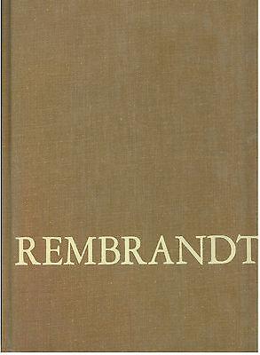SCIOLLA GIANNI CARLO REMBRANDT DISEGNI LA NUOVA ITALIA 1976 ARTE PITTURA