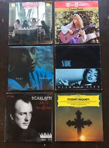 Collection of LPs - various artists
