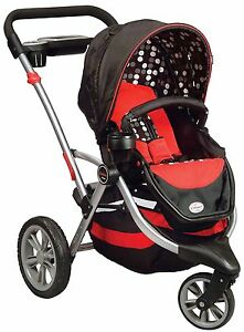 Contours-Options-3-Wheeler-Stroller-in-Berkley-Brand-New