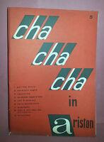 Spartito Cha Cha Cha N° 5 - Per Piano - Strum In Sib - In - Violino - Ch -  - ebay.it