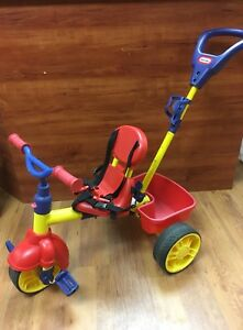 Tricycle unisexe de marque Little tikes