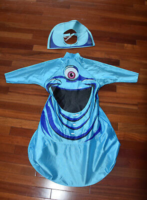 Monsters Vs. Aliens Bob Costume Child Halloween Sz 3/4 S ](Monsters Vs Aliens Costumes)