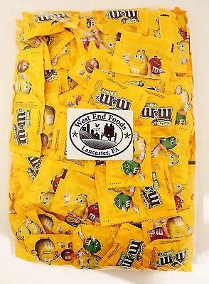 M&M's Peanut Chocolate, Classic Candy (5 lbs) Bulk of Fun Size Snacks in a Ba...](Halloween Fun Snacks)