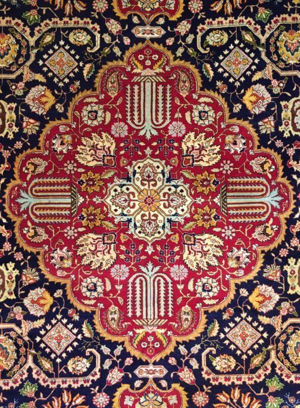 Terrific Tribal - 1940s Antique Nomadic Rug - Oriental Carpet - 10 X 13.10 Ft.