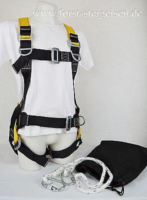 Komfort Sicherheitsgurt Klettergurt Kletterausrüstung Baumpflege Fallschutz