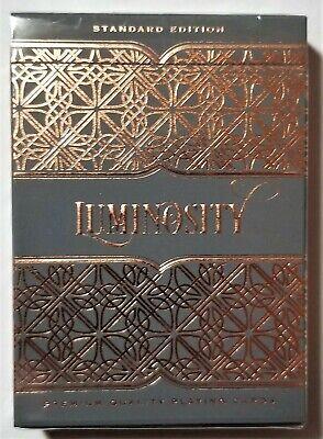 Luminosity Playing Cards Standard Edition Limited Deck by Jody Eklund USPCC
