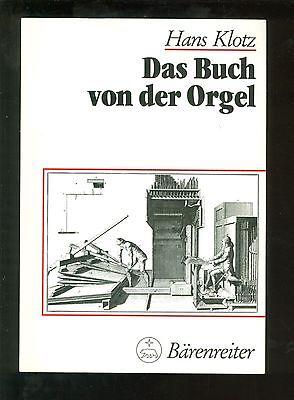 Das Buch von der Orgel