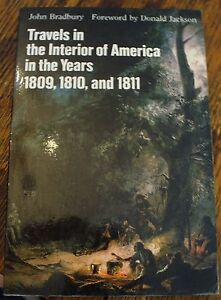 TRAVELS-IN-THE-INTERIOR-of-AMERICA-in-the-Years-1809-1810-1811-BRADBURY-1986