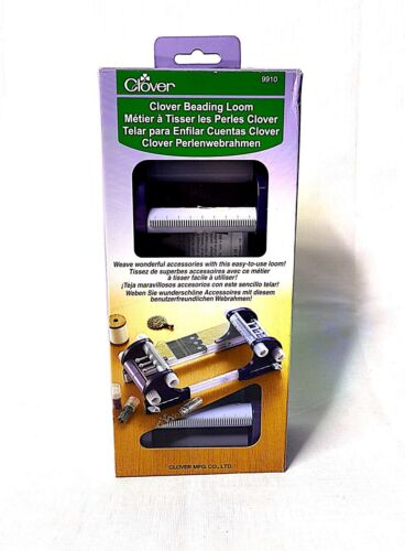 Clover Beading Loom - Weave Accessories Jewellery Making Crafts Bracelets & More