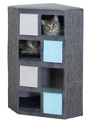 Trixie Cat Tower Pino 44612, Kratzbaum Kratztonne Katzenmöbel