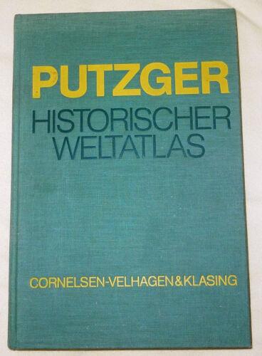 Putzger Historischer Weltatlas 100. Auflage