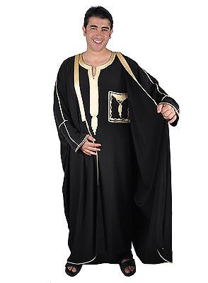 2.tlg Araber Scheich Kostüm Fasching-Karnevalskostüm Herren Kaftan - - Arabischer Kaftan Kostüm