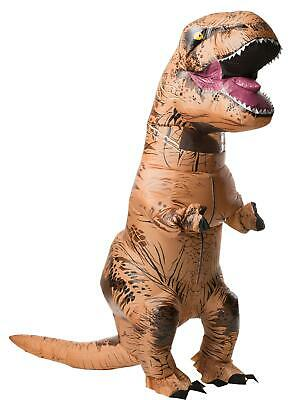 T Rex Inflatable Costume With Sound Adult