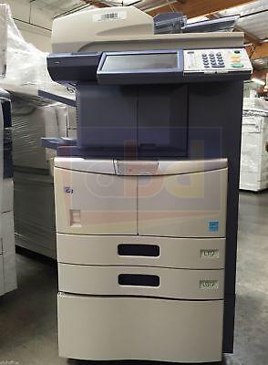 Toshiba E-studio 306 A3 Monochrome Laser Printer Scanner Copier 30ppm 206 256