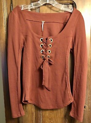 Free People Xs Top