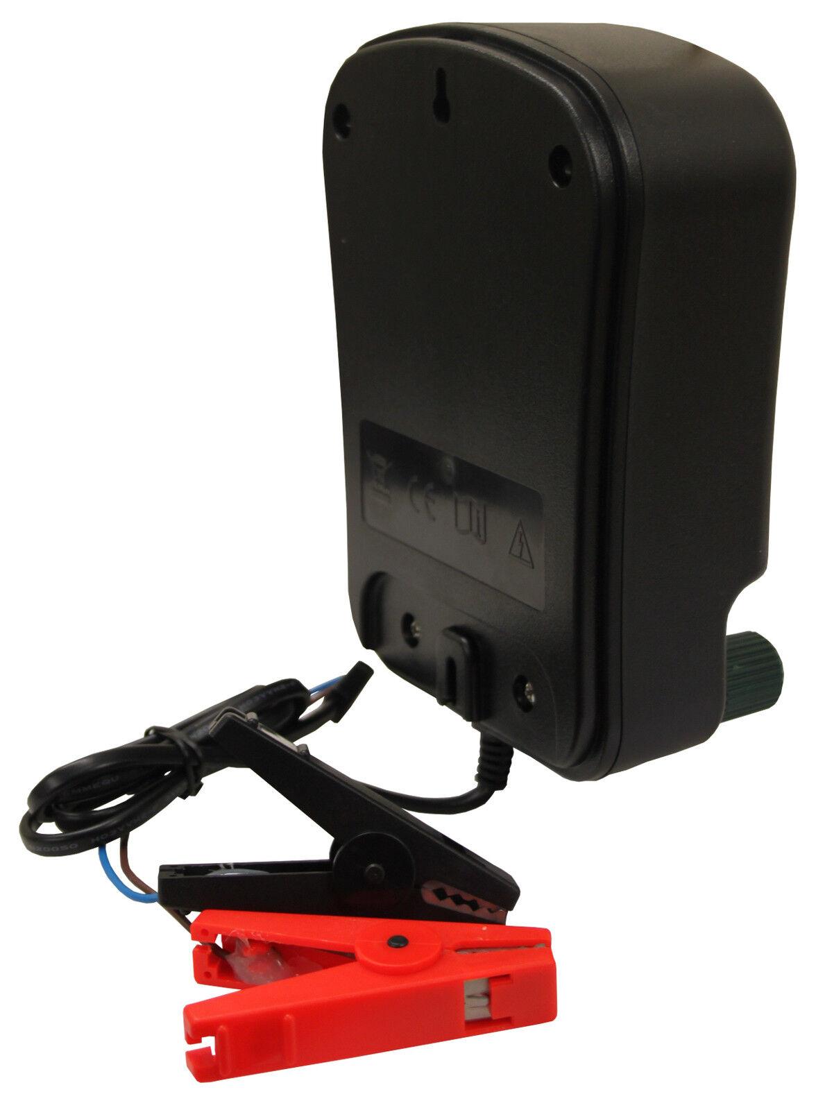 Electric Fence 12v Energiser Shockrite Srb120 1 2j 3