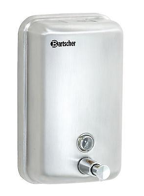 Bartscher Seifenspender für Wandmontage Edelstahl 1 Liter 850007 NEU