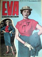 Eva N°25/ 17/giu/1950 Rivista Per La Donna Italiana Diretta Da , Sonia , -  - ebay.it