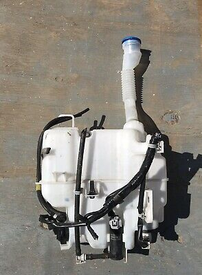 Mazda 3 6 2013-2015 On Washer Bottle Screen GHP 967480 COMPLETE With Pumps