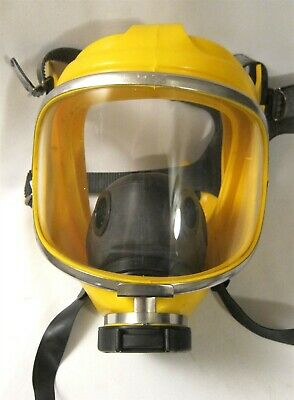 Drager Panorama Nova P. Full Face Mask Respirator - Great Condition - R26279