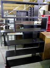 New Timber 6 Cube Hoban Open Bookcase Storage Bookshelf Richmond Yarra Area Preview