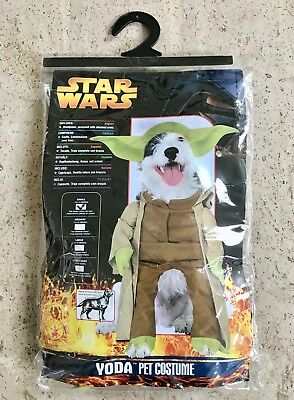 Brown M And M Halloween Costume (Star Wars Yoda Pet Costume Sz Small for Small Dogs and Cats #50101 Halloween)