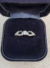 Genuine TIFFANY & CO Ladies Diamond Dress Ring St Marys Penrith Area Preview