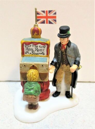 Dept.56 Dickens Village The Halfpenny Showman  #56.58572 in Box