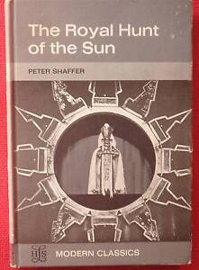 1966 Edition The Royal Hunt of the Sun -Peter Shaffer - Hardcover Greenwood Joondalup Area Preview