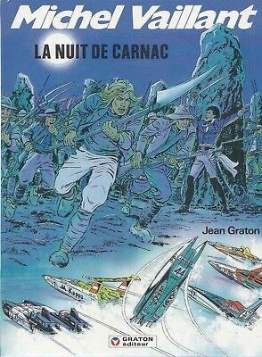 BD Michel Vaillant - La nuit de Carnac - N°53 - EO -1990 -TBE- Graton