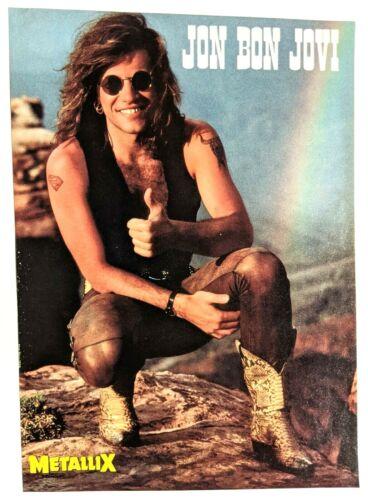JON BON JOVI / 1980
