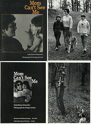 MOM CAN'T SEE ME Sally Hobart Alexander Photos Blind Mother Child (Kids Hobart)