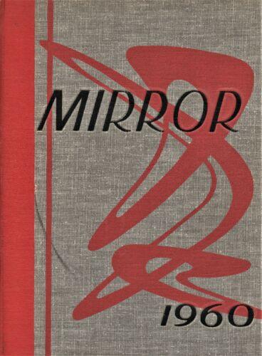 "1960 ""Mirror"" - Palomar College Yearbook - San Marcos, California"